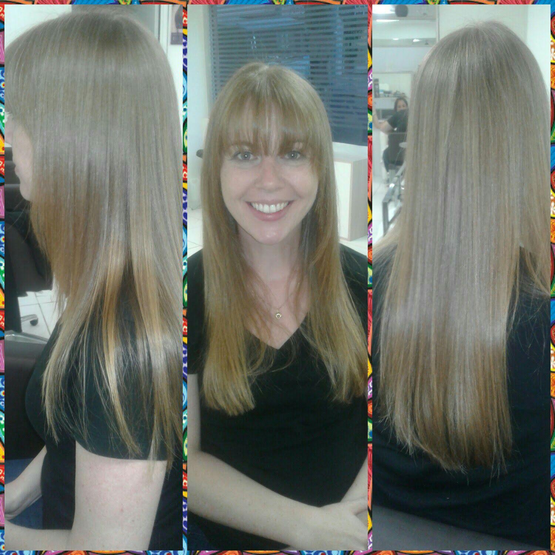 Corte selagem escova cabelo cabeleireiro(a) recepcionista revendedor(a)