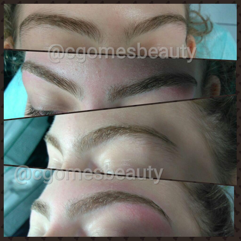 Design com pinça estética maquiador(a) auxiliar cabeleireiro(a) designer de sobrancelhas