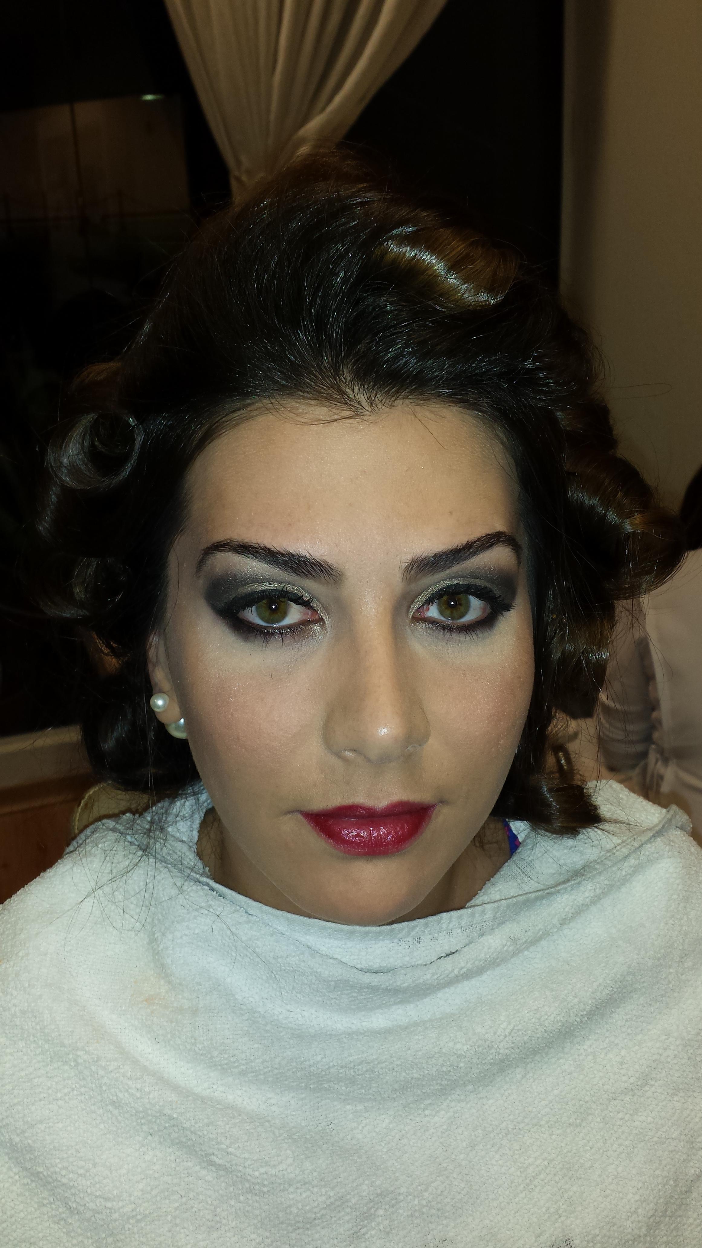 make-up! maquiagem cabeleireiro(a)