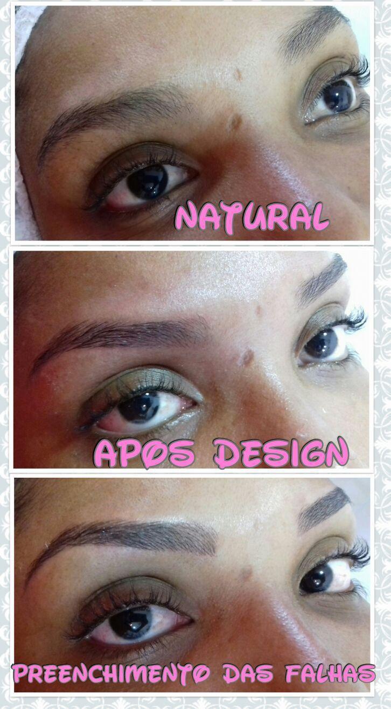 Microblading fio a fio maquiagem estética designer de sobrancelhas dermopigmentador(a) depilador(a) micropigmentador(a) esteticista