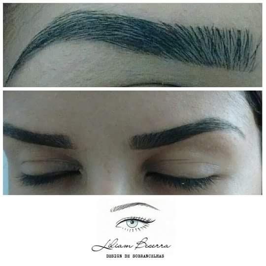 Designer Sobrancelhas outros cabeleireiro(a) designer de sobrancelhas maquiador(a)