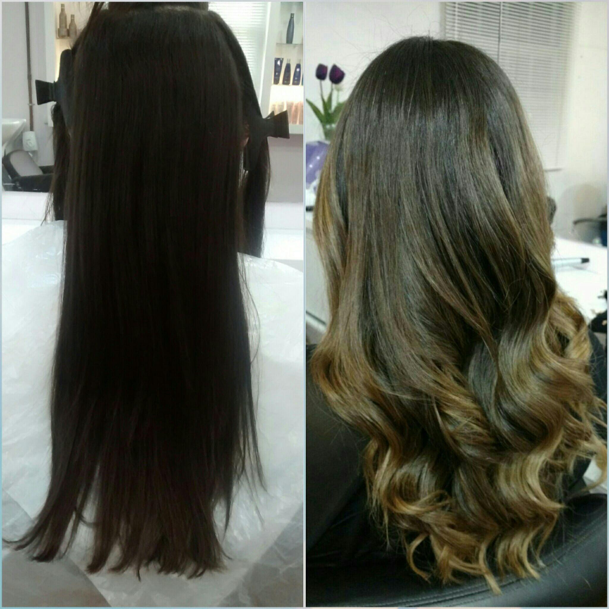 Uma paixão chamada: morenas iluminadas 😍😍 cabelo cabeleireiro(a)