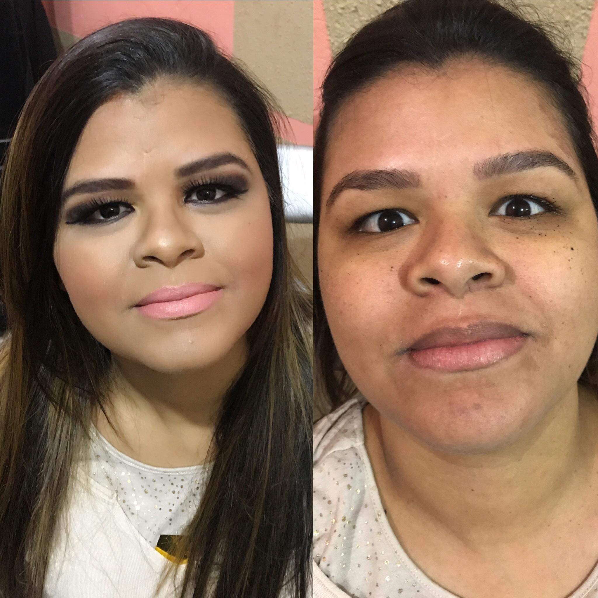 Maquiagem by Michelli santos  .... e aqui mais trabalho concretizado dúvidas me chamem 983072201 maquiagem auxiliar cabeleireiro(a) cabeleireiro(a)