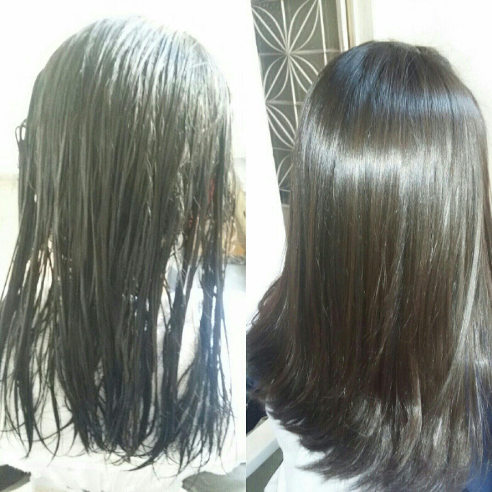 Hidratação cabeleireiro(a)