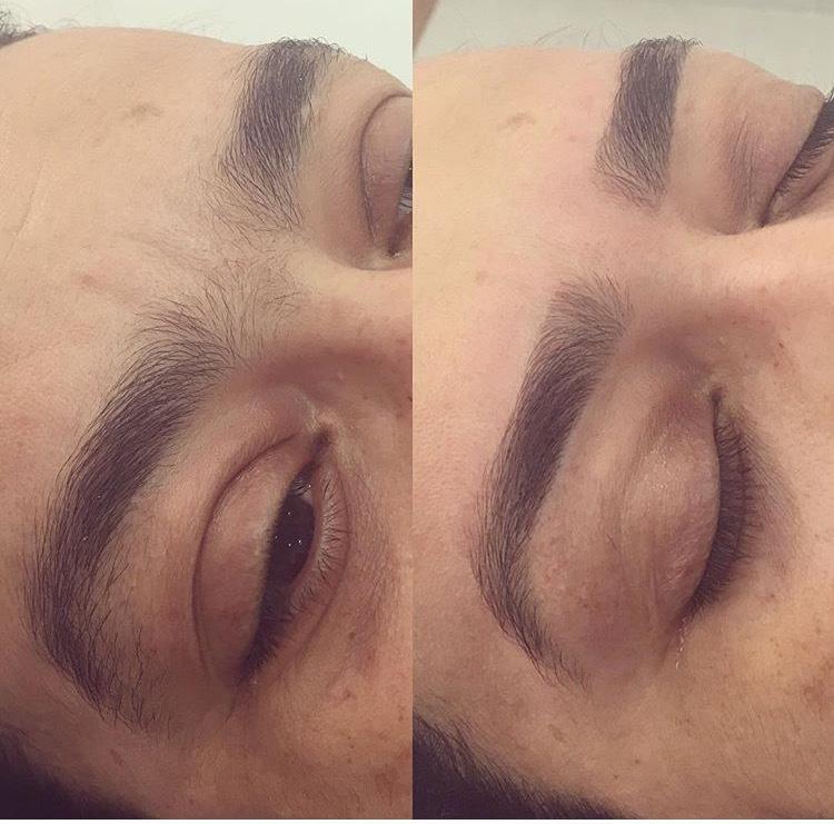 Designer de sobrancelhas  outros maquiador(a)