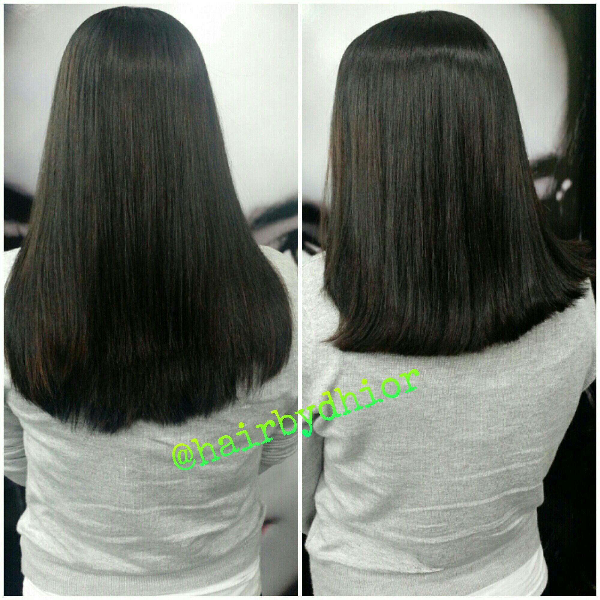 Corte +Escova cabelo cabeleireiro(a)
