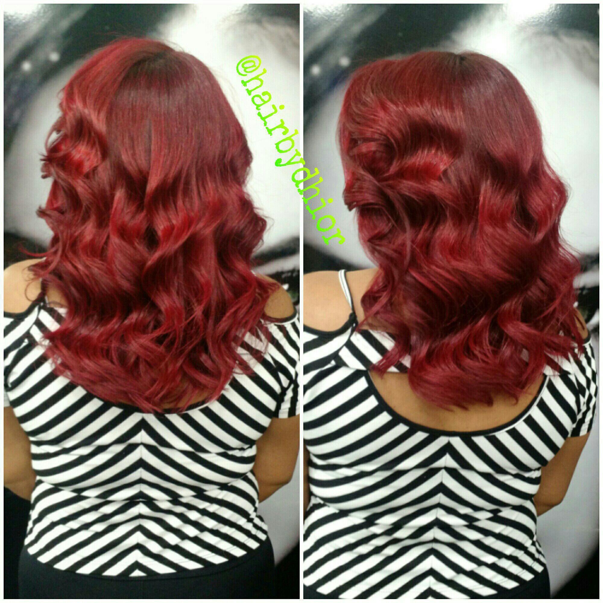 Cor + Hidratação +Escova cabelo cabeleireiro(a)