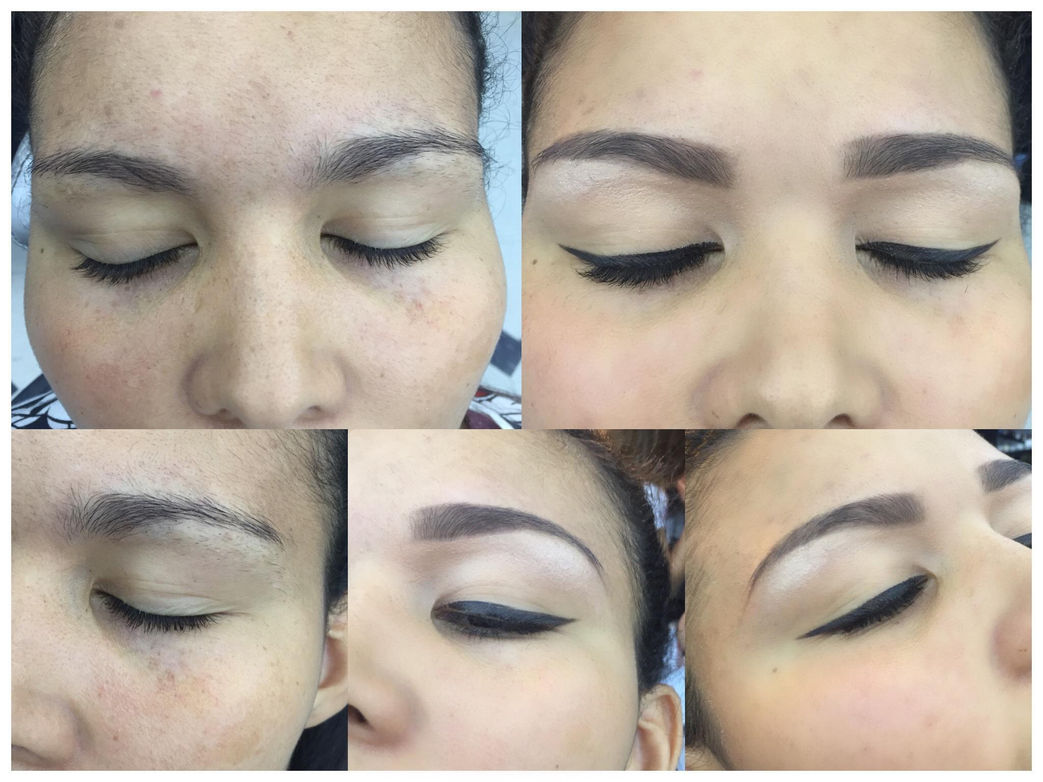 designer de sobrancelhas maquiagem assistente maquiador(a) maquiador(a) auxiliar cabeleireiro(a) vendedor(a)