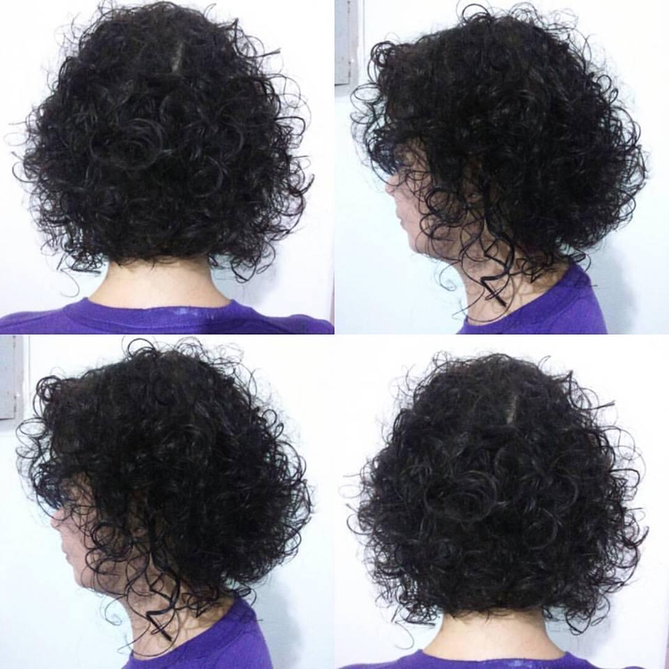 Corte a seco, chanel invertido. cabelo auxiliar cabeleireiro(a) maquiador(a)