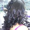 Cachos no papelote, ideal para penteados #cachos #papelote #penteados #escovamodelada