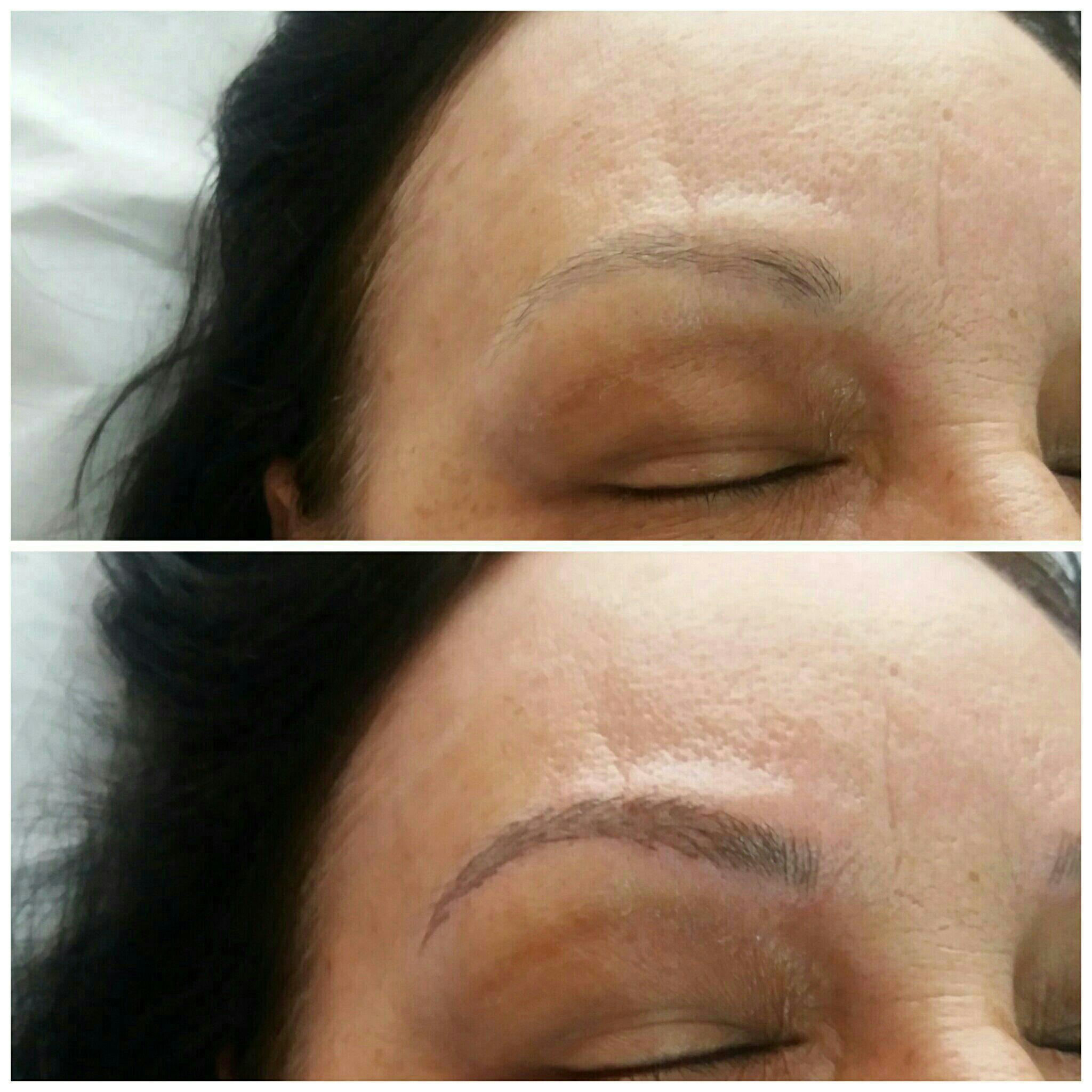 Micropigmentação estética esteticista designer de sobrancelhas micropigmentador(a) dermopigmentador(a) outros
