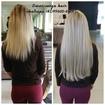 #dionimegahair #megahaircuritiba #aplique #cabelomeu #loira #mechas #platinada #blonde #blondor #hair #curitiba #lourodossonhos