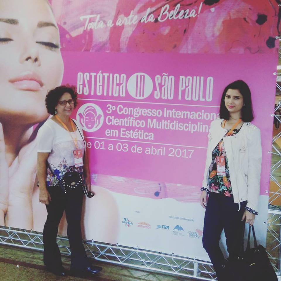 Estética in São Paulo 2017. estética esteticista recepcionista designer de sobrancelhas maquiador(a)