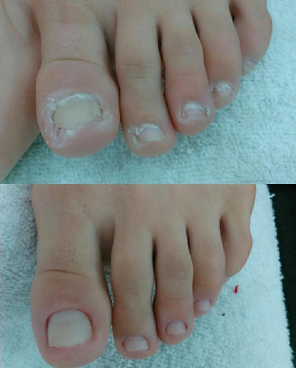 unha esteticista depilador(a) manicure e pedicure maquiador(a)