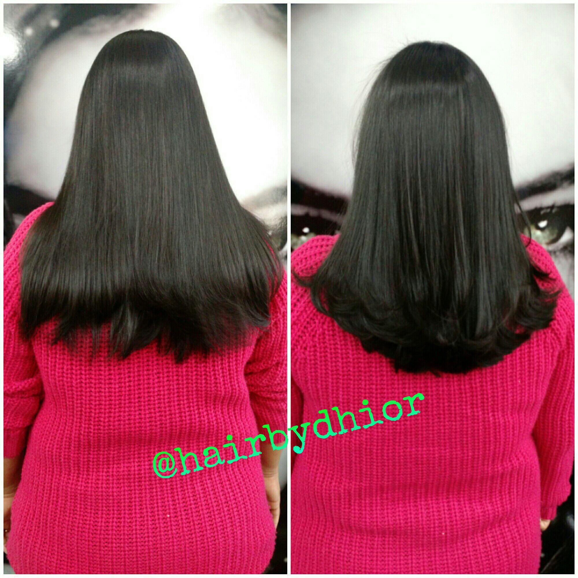 Corte+ Escova cabelo cabeleireiro(a)