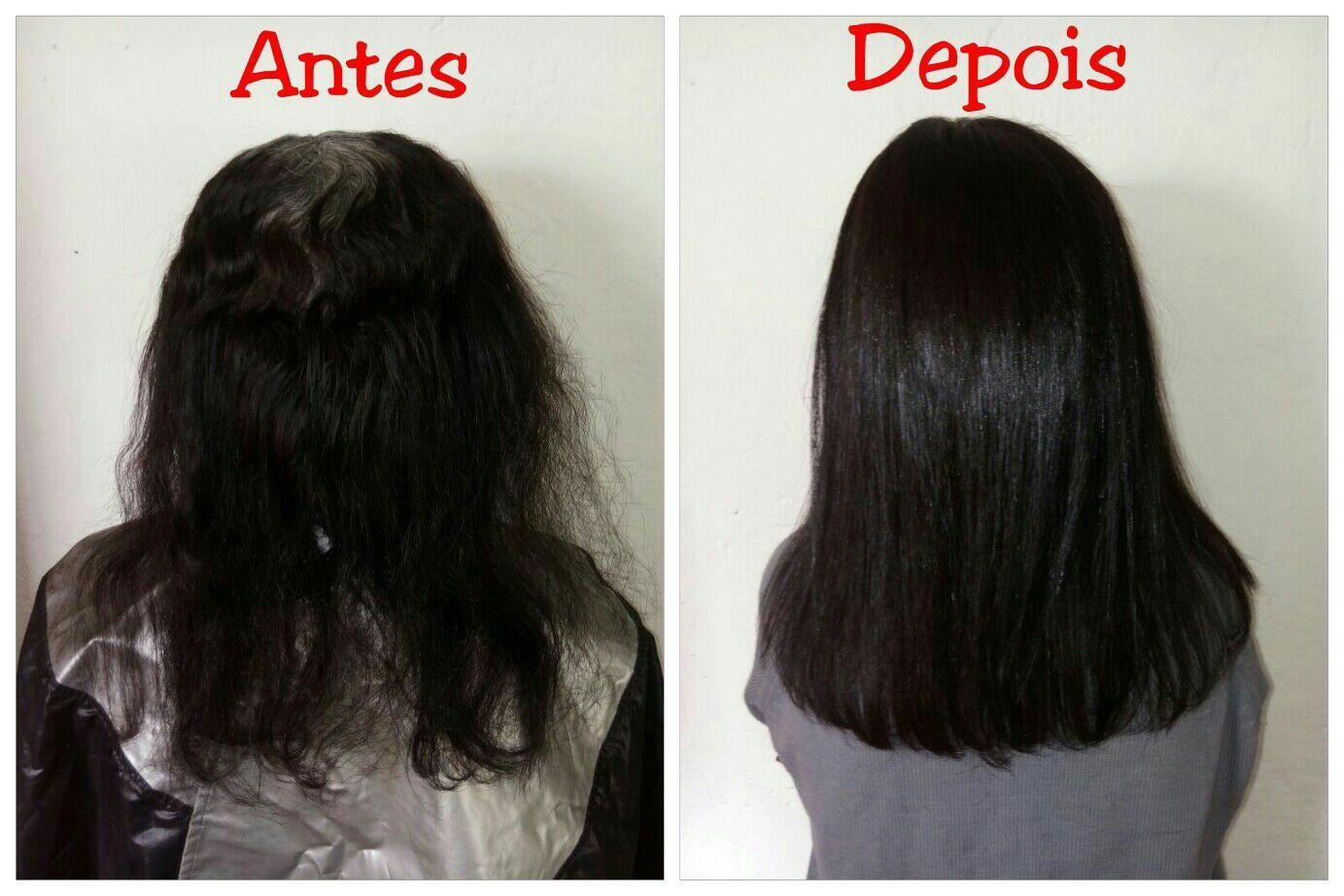 Cobertura dos brancos + Corte cabelo auxiliar cabeleireiro(a)
