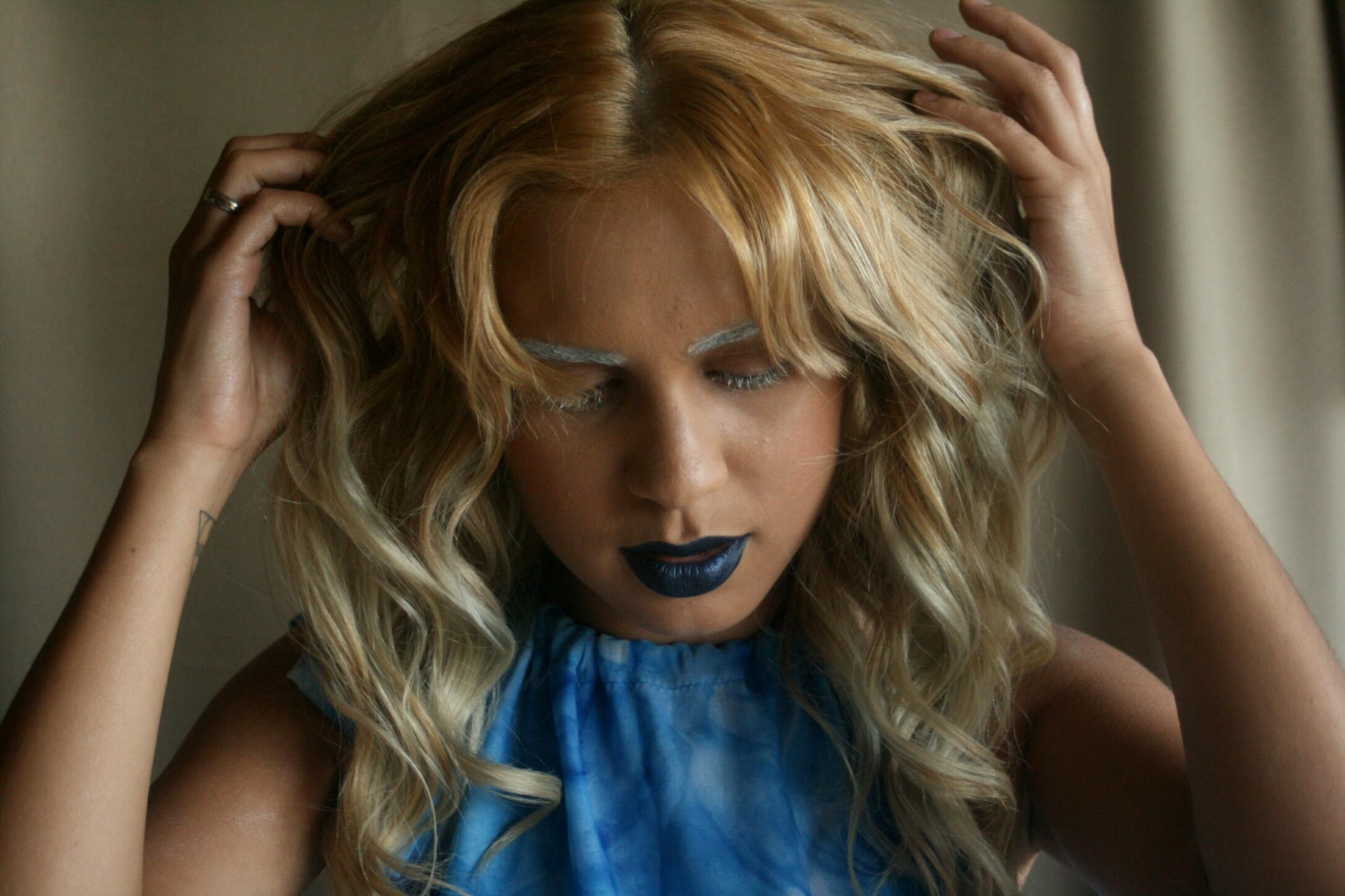 Alice no país das maravilhas  #makeup #conceptualmakeup #maquiagemconceitual maquiagem maquiador(a)