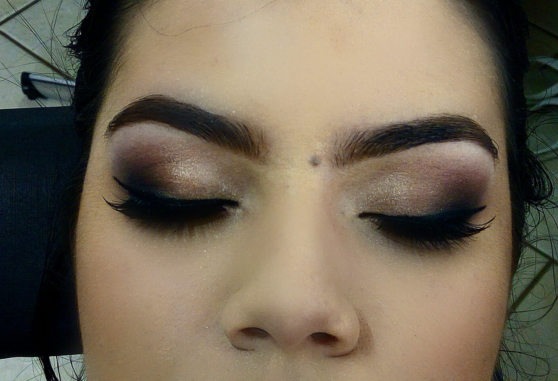 #makeup #conceptualmakeup #maquiagemconceitual #maquiagem #olhosesfumados #esfumado #casamento #noivas maquiagem maquiador(a)