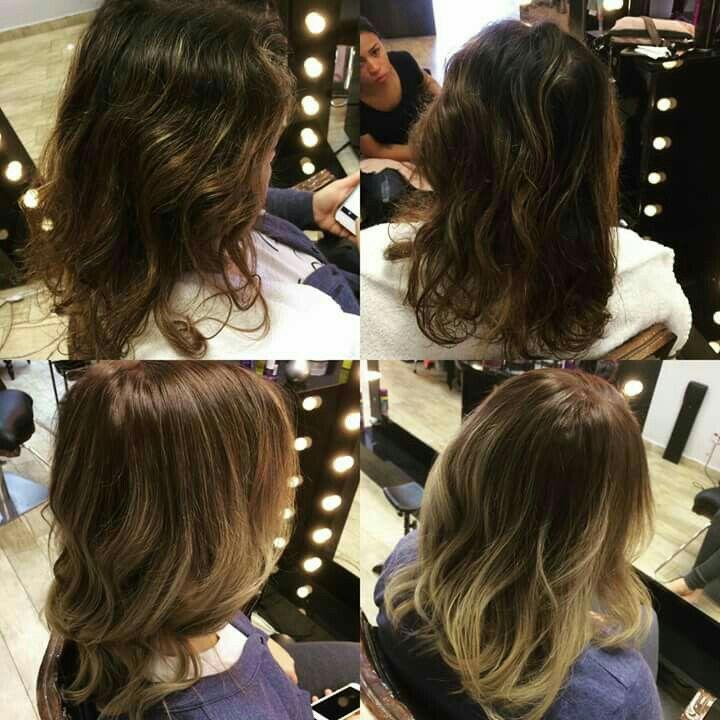 Californiana cabelo cabeleireiro(a) auxiliar cabeleireiro(a) escovista stylist / visagista recepcionista