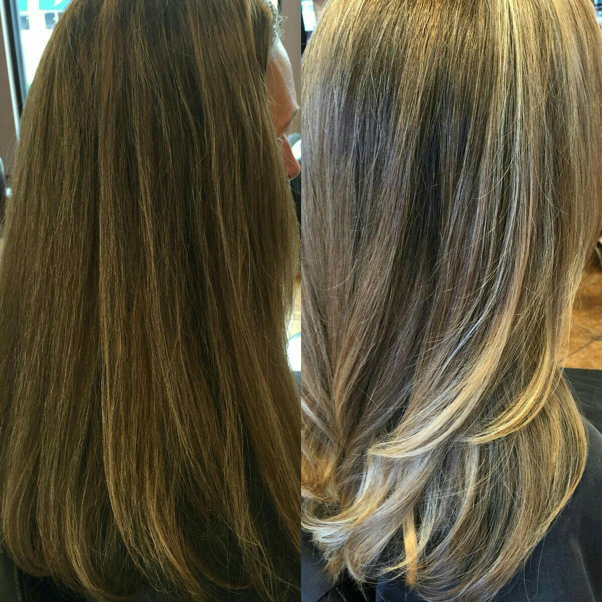 Um leve clareamento cabelo empresário(a) / dono de negócio