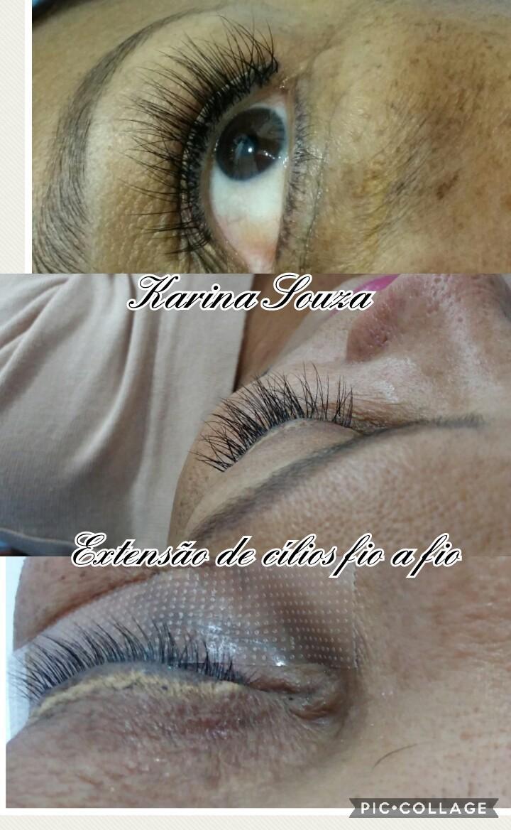 CÍLIOS FIO A FIO  outros micropigmentador(a) designer de sobrancelhas