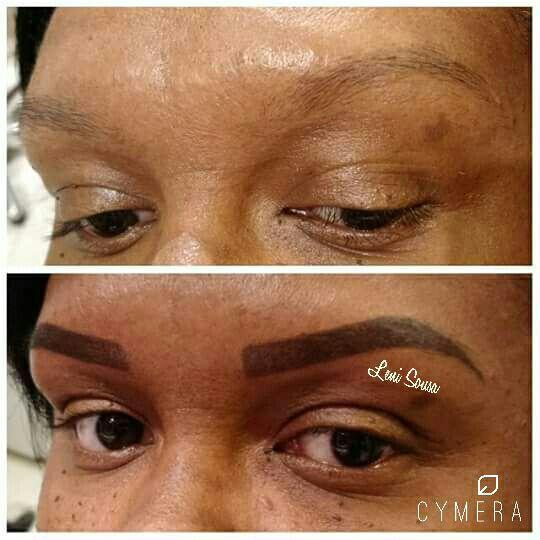 micropigmentador(a) maquiador(a) cabeleireiro(a) designer de sobrancelhas
