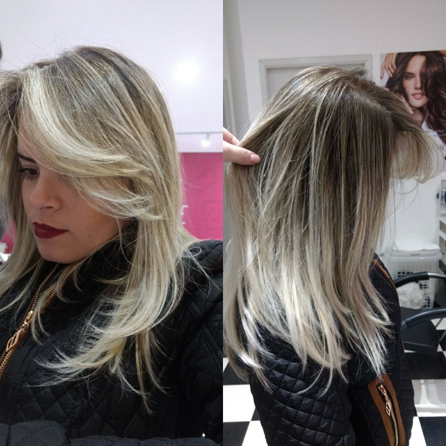 #Haircontour cabelo cabeleireiro(a) designer de sobrancelhas recepcionista