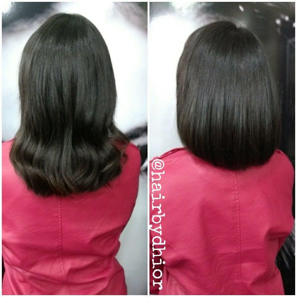 Progressiva + Corte cabelo cabeleireiro(a)