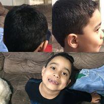Corte cabelo masculino infantil cabelo cabeleireiro(a) maquiador(a)