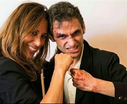Muito incrível na minha vida ,com a mega maquiadora de Hollywood, Bruna Nogueira . maquiagem