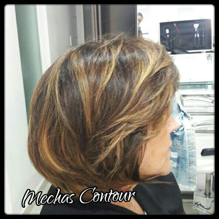 Mechas Contor! cabelo cabeleireiro(a) maquiador(a) barbeiro(a) designer de sobrancelhas dermopigmentador(a)