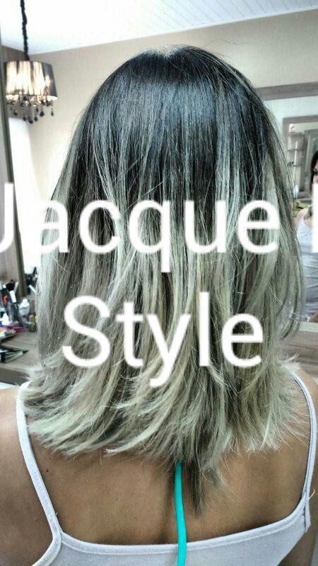Raiz!  A tendência do loiro com raiz esfumada já se tornou queridinha, Corte long bob  cabelo cabeleireiro(a) maquiador(a) depilador(a) gerente consultor(a)