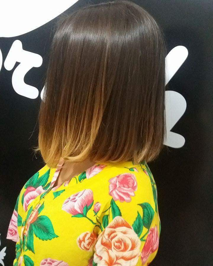 corte bob californiana cabelo cabeleireiro(a) maquiador(a) depilador(a) gerente consultor(a)