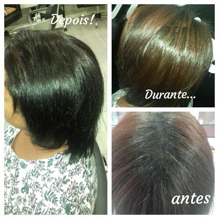 cabelo afro progressiva, alinhamento dos fios, mais correção de cor ! cabelo cabeleireiro(a) maquiador(a) depilador(a) gerente consultor(a)
