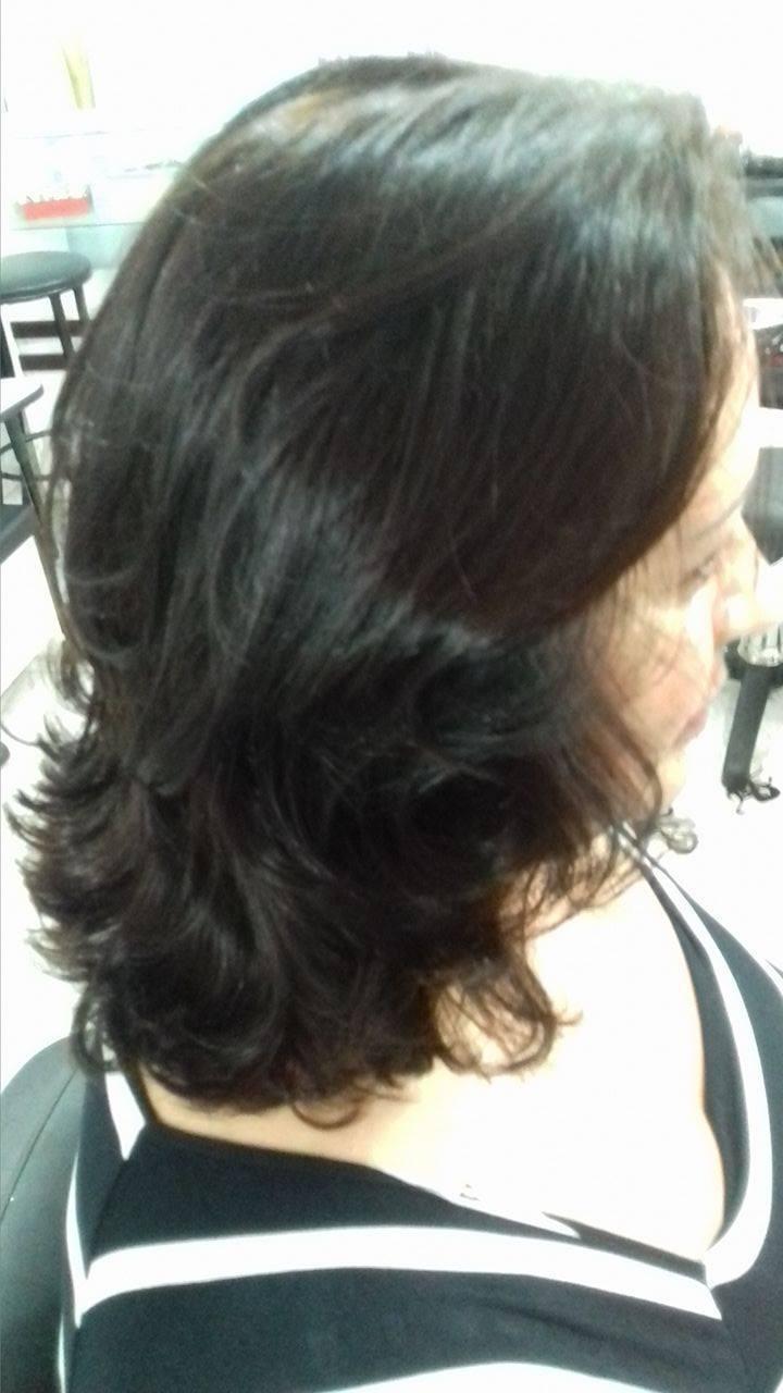 corte de cabelo repicado mais curto  cabelo cabeleireiro(a) maquiador(a) depilador(a) gerente consultor(a)