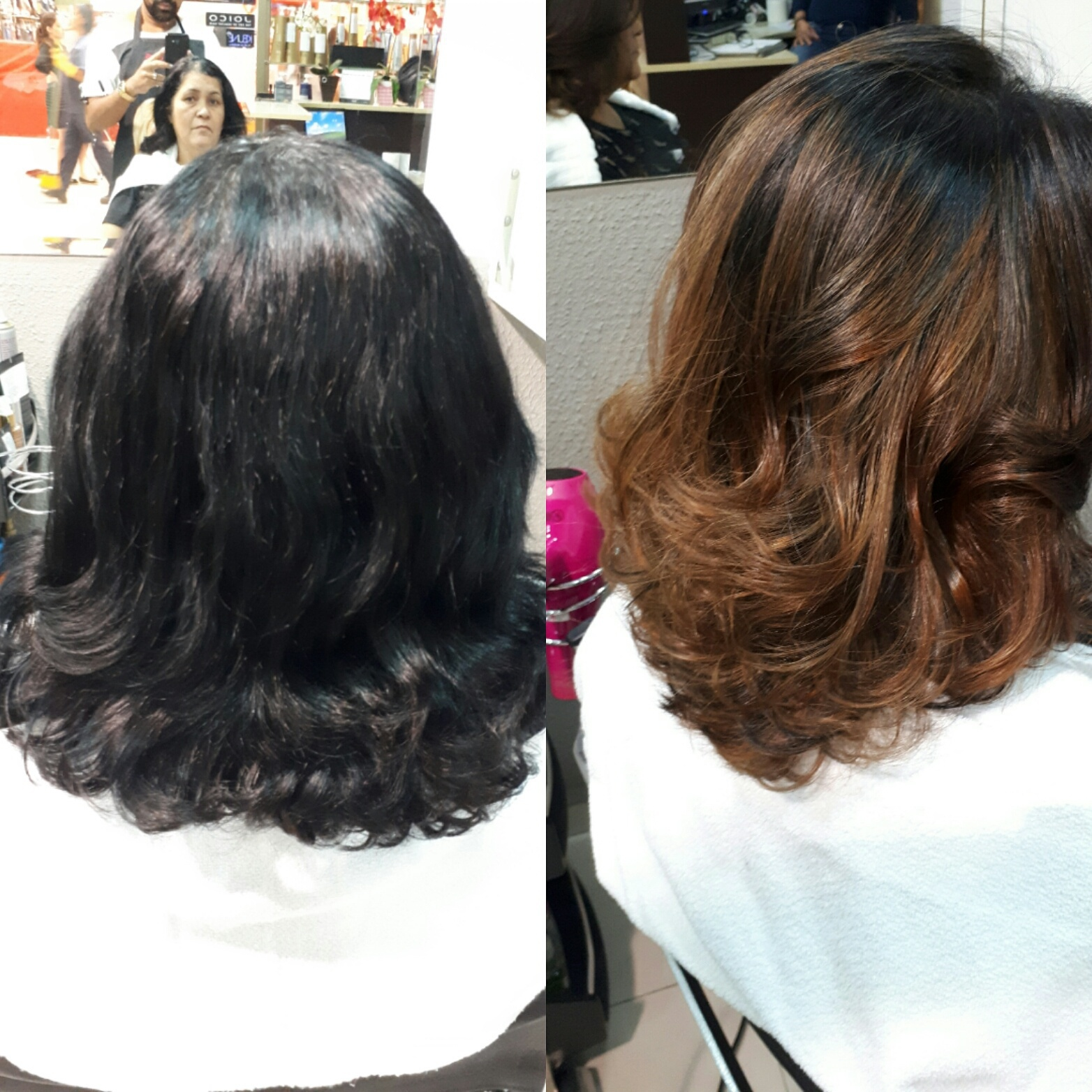 cabelo gerente
