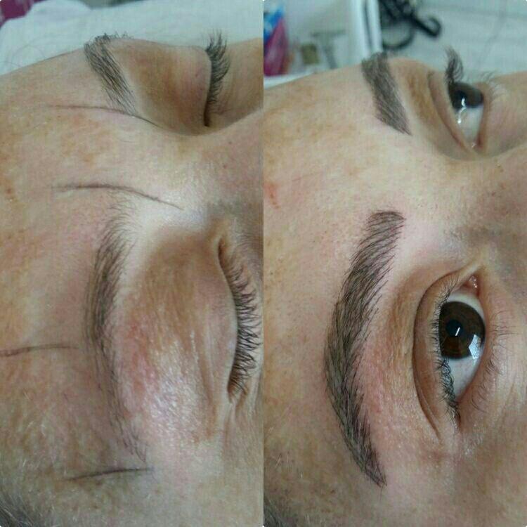 Micropigmentação técnica microblading!! outros esteticista auxiliar cabeleireiro(a) designer de sobrancelhas assistente esteticista assistente esteticista
