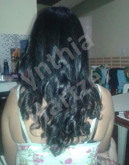 Selagem térmica. cabelo cabeleireiro(a)