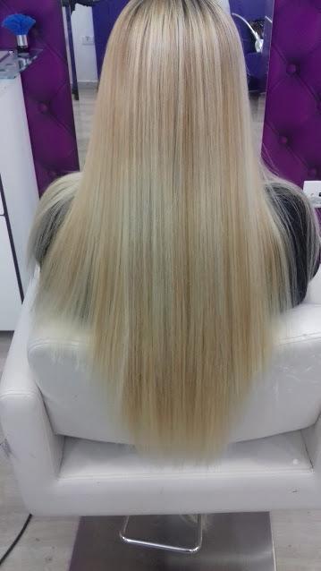 correção de luzes cabelo cabeleireiro(a) maquiador(a)