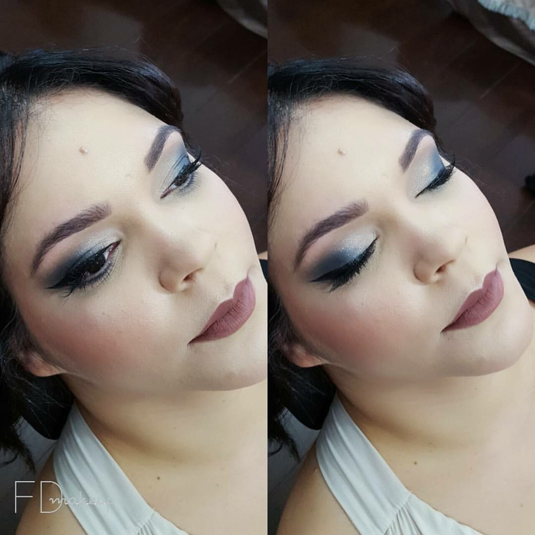 Maquiagem para madrinha de casamento #makeup #maquiagemsocial #maquiagemprofissional #fernandadiasmakeup #beauty #makeupartist #maquiadorasp #maquiadoraprofissional  maquiagem maquiador(a) designer de sobrancelhas