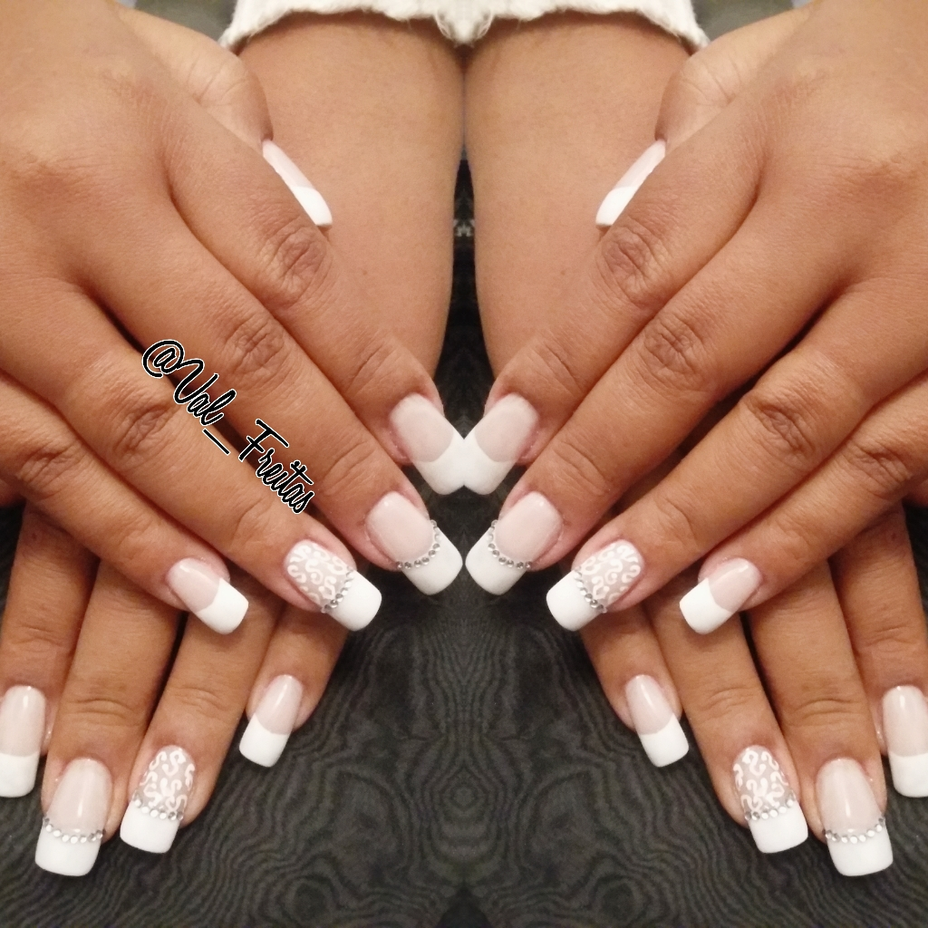 #UnhasDeNoiva  #NailArt #Acrigel #Naturalidade #Resistência unha manicure e pedicure designer de sobrancelhas