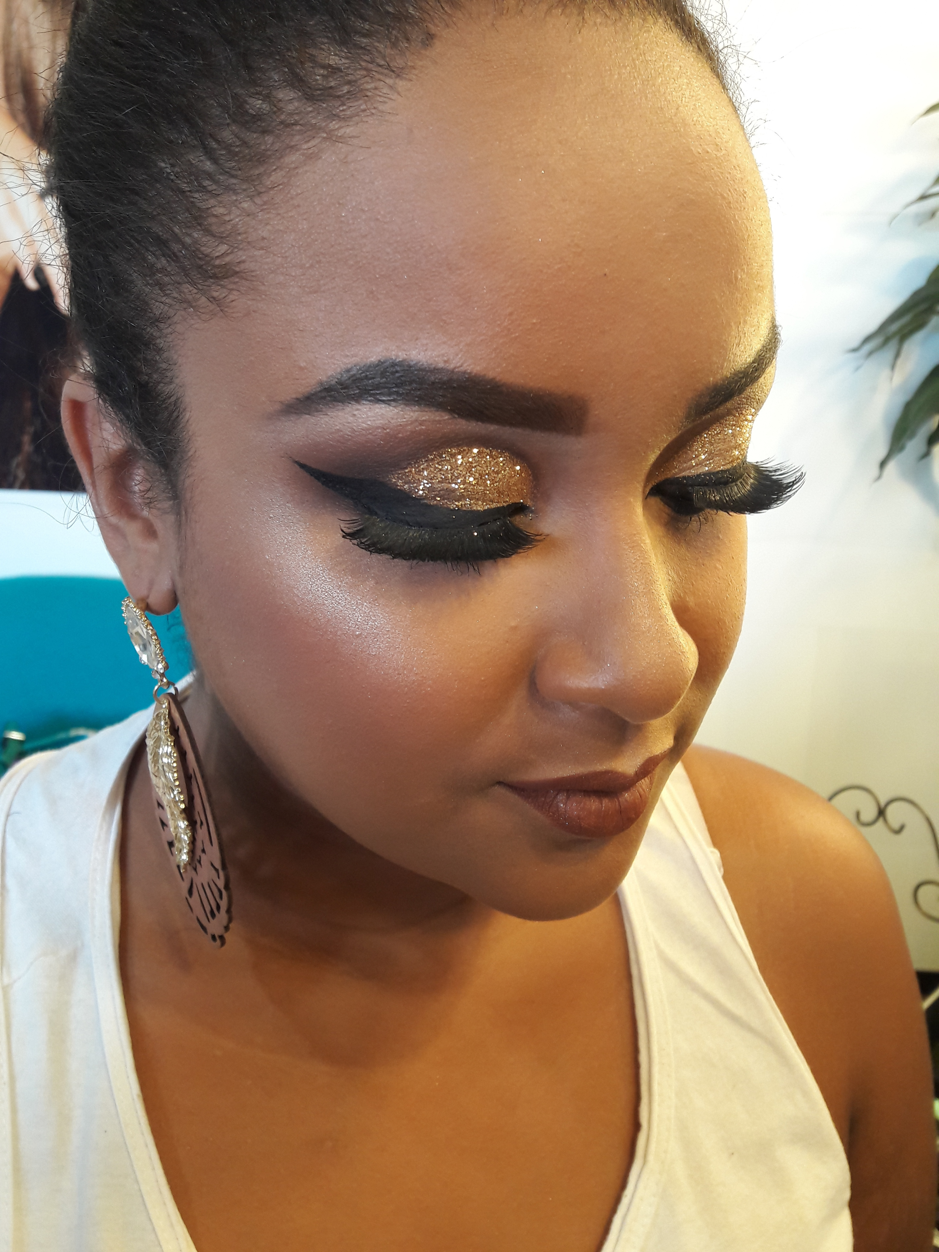 Maquiagem Cut Crease maquiagem maquiador(a) cabeleireiro(a)