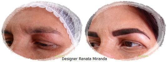 Micropigmentação outros micropigmentador(a) designer de sobrancelhas esteticista