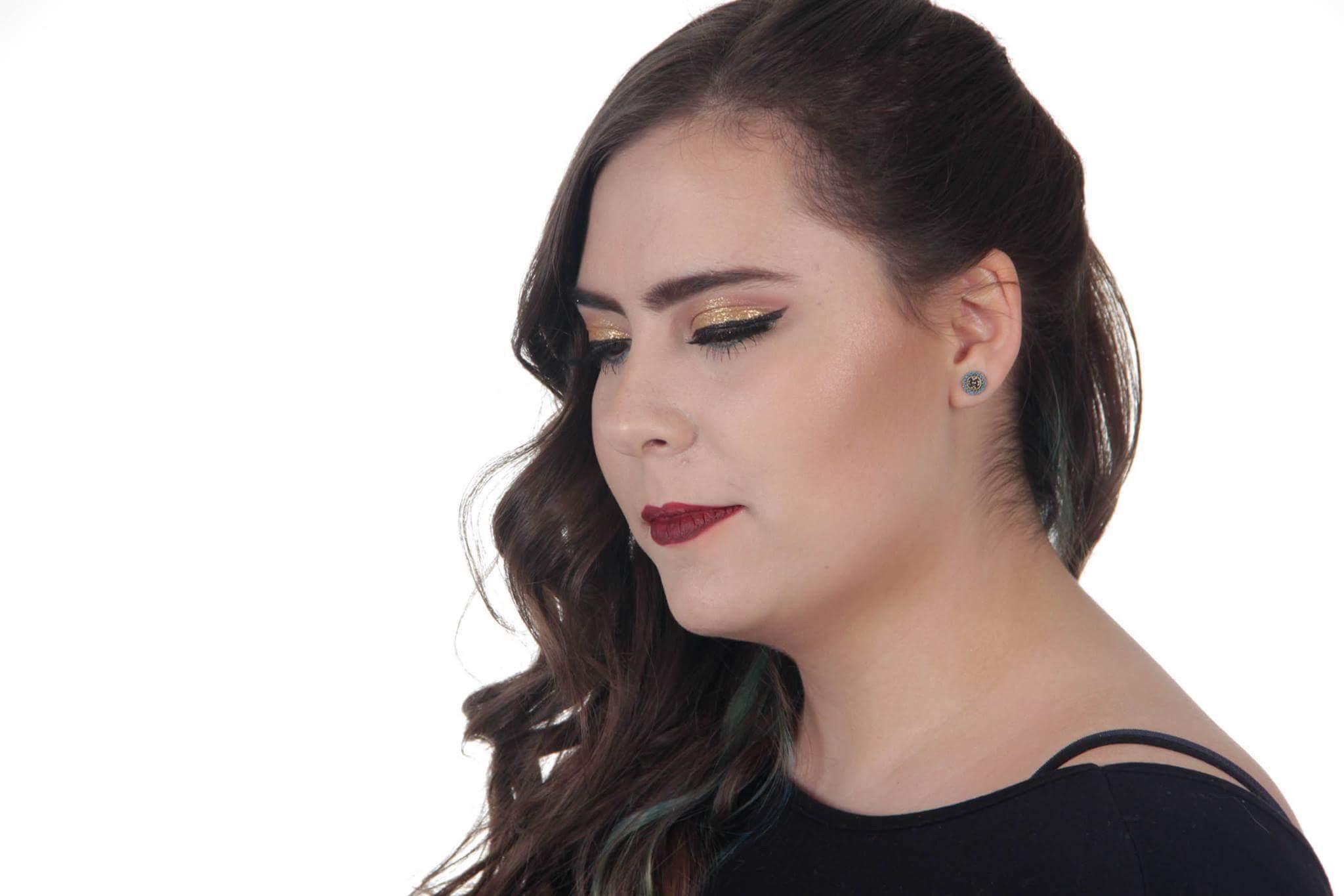 Maquiagem para editorial maquiagem maquiador(a)