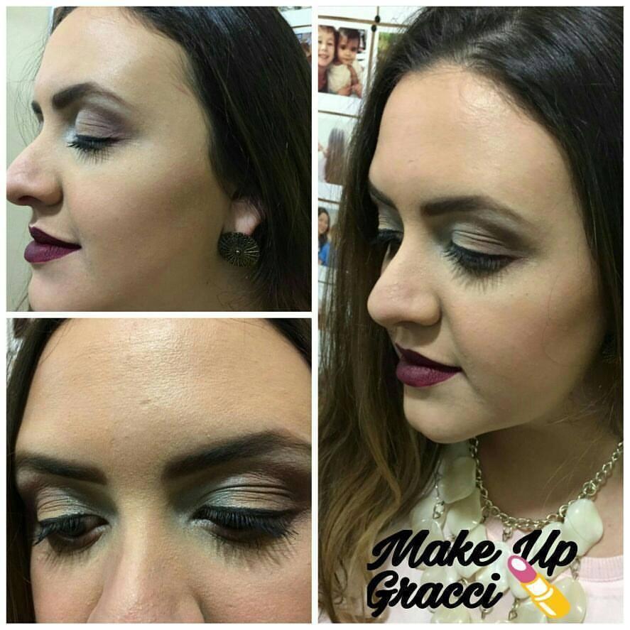 #makeupgracci #degrade maquiagem maquiador(a) designer de sobrancelhas