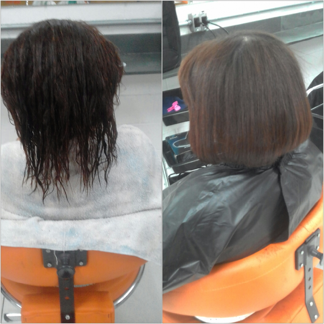 progressiva e corte ... #hair #bytabata cabelo auxiliar cabeleireiro(a) manicure e pedicure