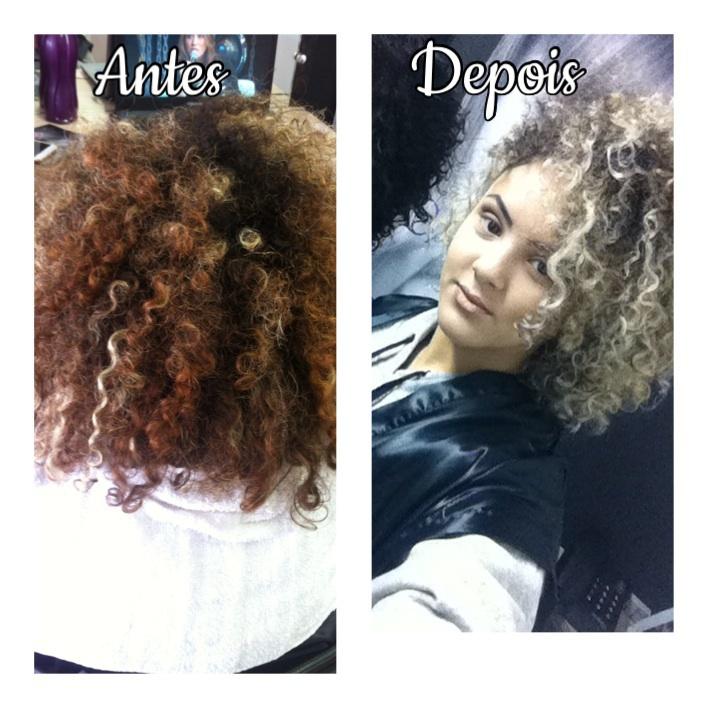 Do marrom ao loiro ❤️ cabelo cabeleireiro(a) designer de sobrancelhas stylist / visagista stylist / visagista