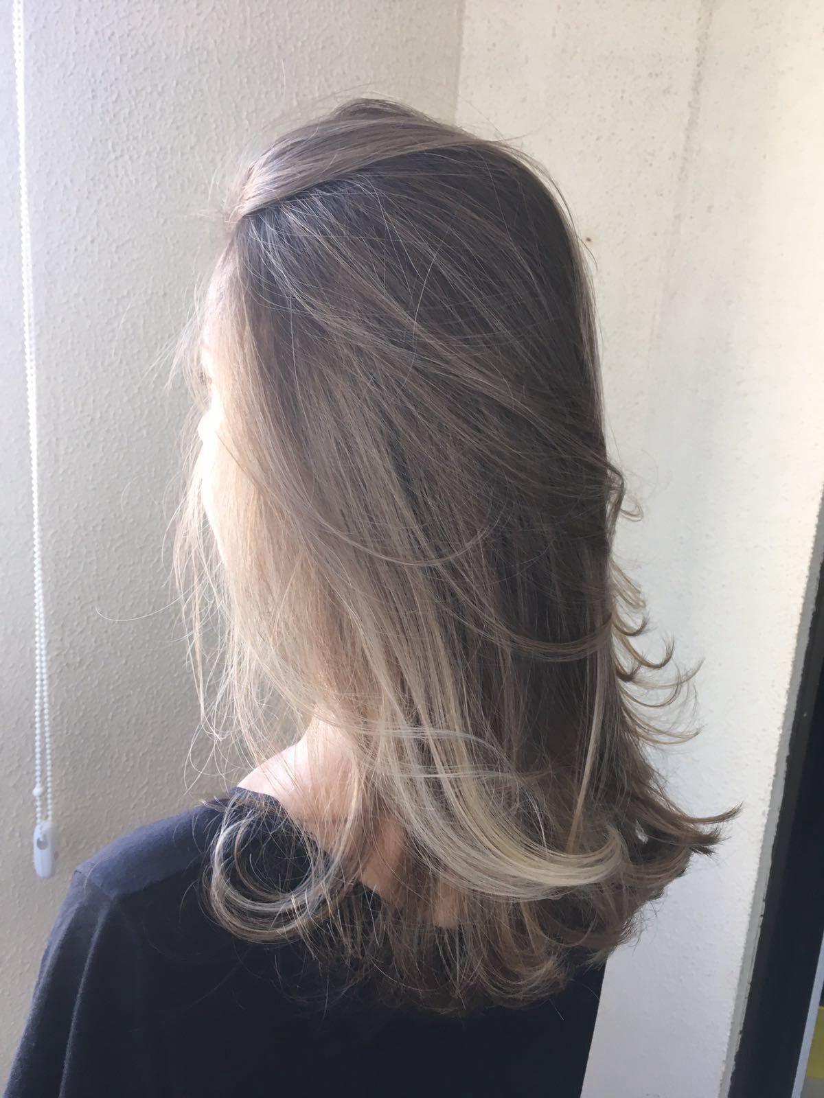 ❤️ cabelo cabeleireiro(a) designer de sobrancelhas stylist / visagista stylist / visagista