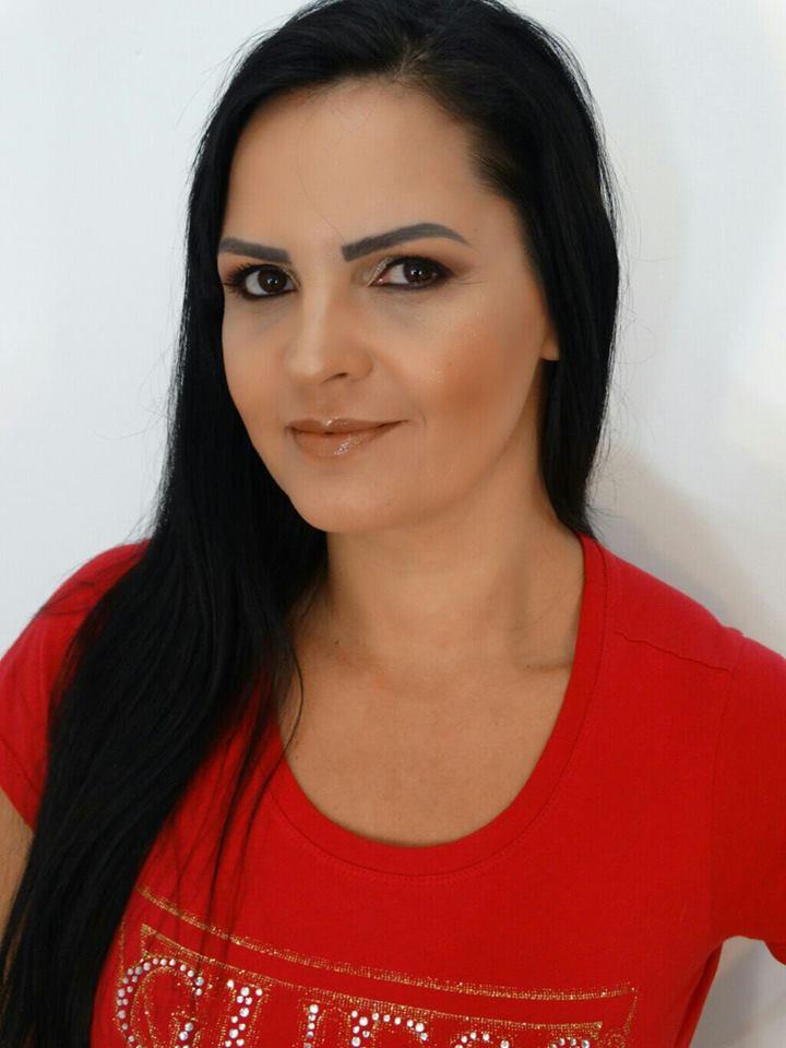 Modelo Jussara Serrano #MônicaSilvaMakeup #Maquiagem #Beleza #Portfólio maquiagem maquiador(a) consultor(a)