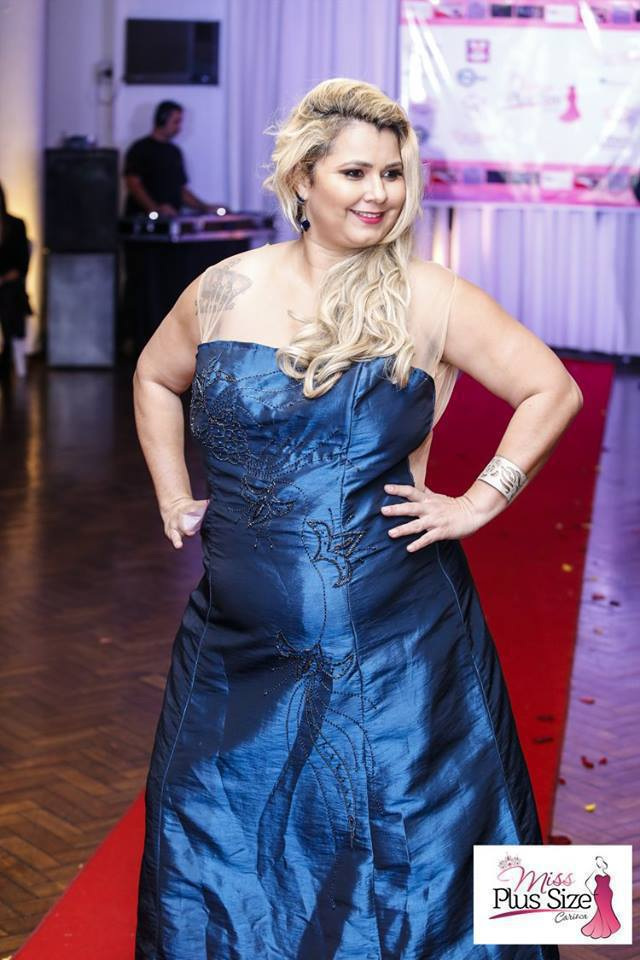 Sumara Leite - Candidata Miss Plus Size Carioca  2017 Foto: Pablo Rocha #MônicaSilvaMakeup #Maquiagem #Beleza #Portfólio #MaquiadoradasMisses #MissPlusSizeCarioca maquiagem maquiador(a) consultor(a)
